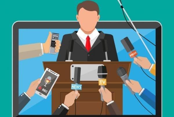 7 bruikbare tips bij het hosten van een online persconferentie